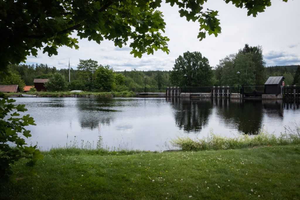 Vakker natur Dalarna Sverige