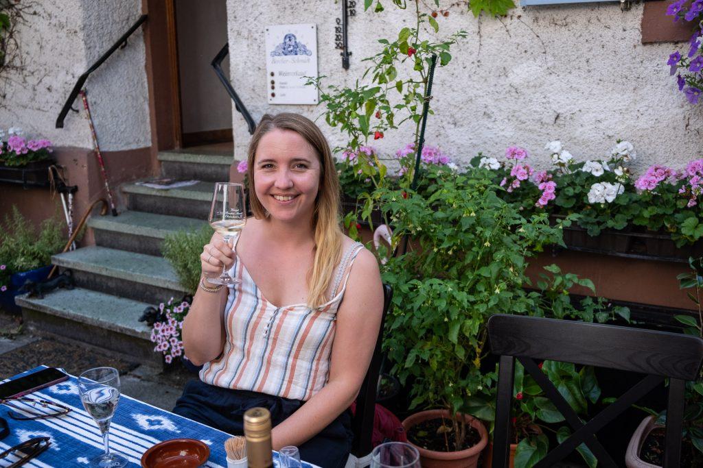 meg, vin, Kaiserstuhl, Tyskland