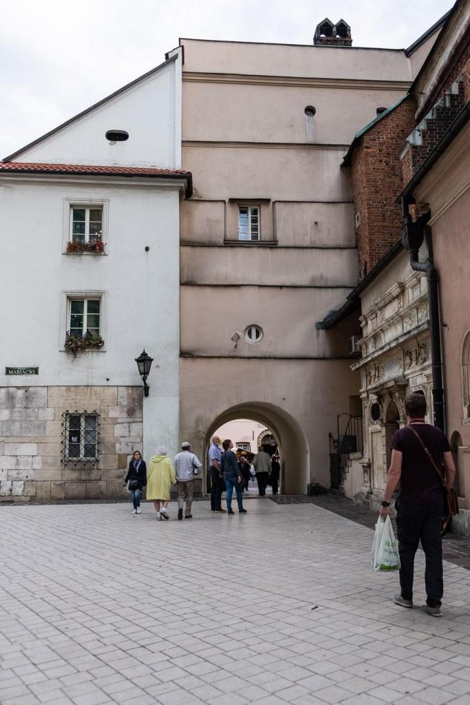 Krakow, Poland, street, architecture,
