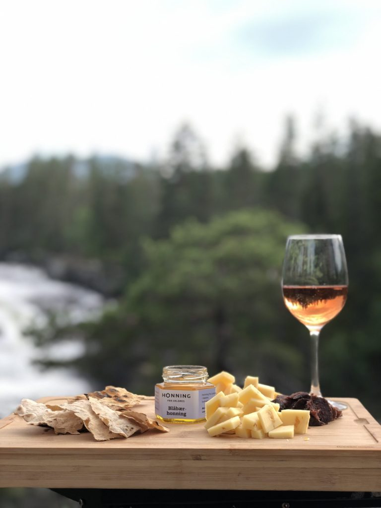food, local, Norway, wine