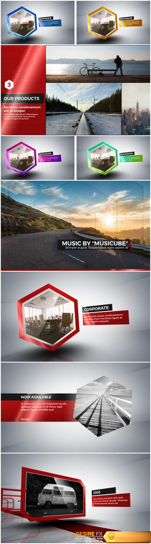 After Effects Templates – Corporate Profile Video – Free