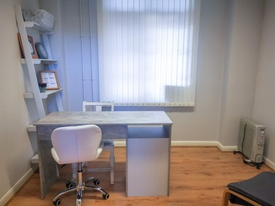 Laser Hair Removal Treatment Room 2