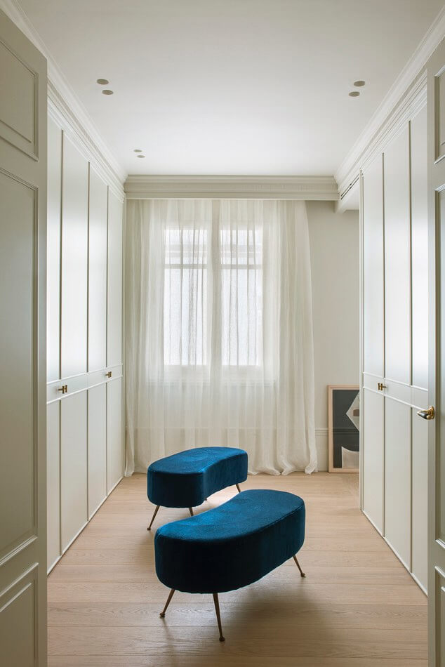 Light And Airy Elegance In Madrid