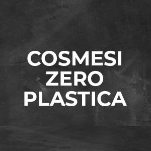 cosmesi zero plastica