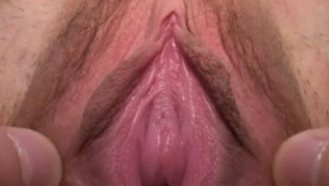 Desi Indian Aunty hot pink pussy full stretched