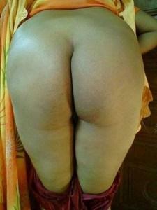 Desi Couple huge curvy ass