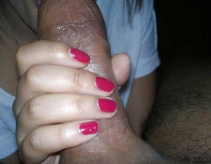 Desi Wives big hard dick sucking