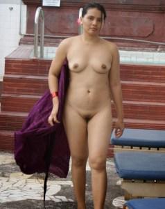 chubby indian milf big boobs photo