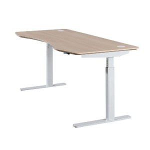 Standing Workstation - ApexDesk Elite Series Electric Height Adjustable Standing Desk with Table Top