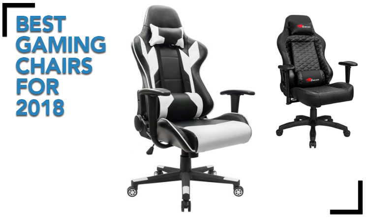 Best Video Game Chair Reviews Gaming Chairs For 2018