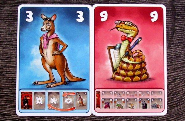 Beasty Bar - karty