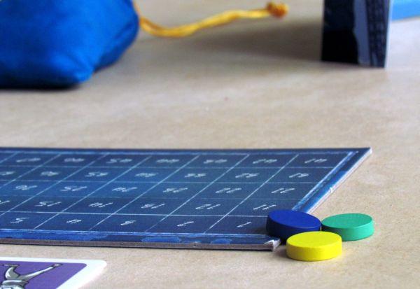 Blueprints - připravená hra