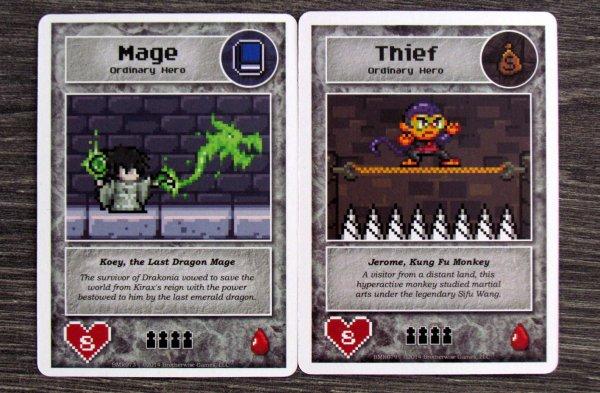 Boss Monster - karty