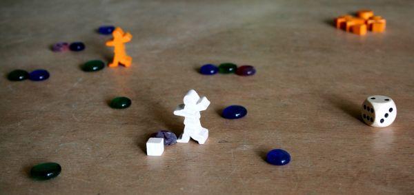 Urknall: The Big Bang - připravená hra