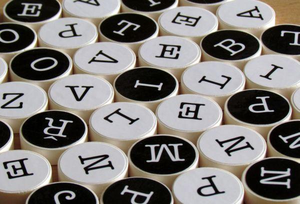 WYPS - písmenka