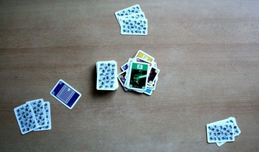 Star Wars Rocard - rozehraná hra