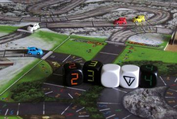 Rallyman - rozehraná hra