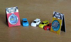 Rallyman - autíčka
