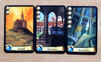 Citadela - karty