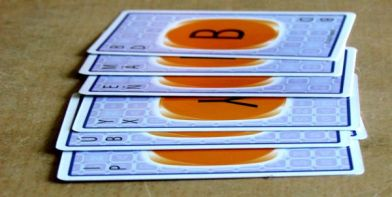 Boggle Slam - rozehraná hra