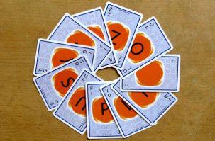 Boggle Slam - karty