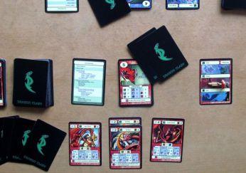 Dragon Clash - rozehraná hra