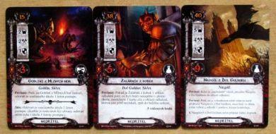 Pán prstenů: Karetní hra - karty