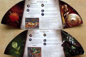 Hra o Trůny - zástěny