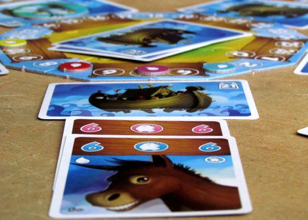 Noe - rozehraná hra