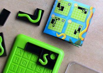 Smart Games: Anakonda - připravený hlavolam