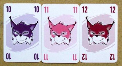 Abluxxen - karty