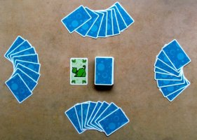 Cocotaki - připravená hra