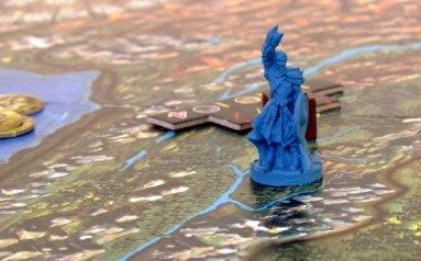 The Lord of the Ice Garden - rozehraná hra