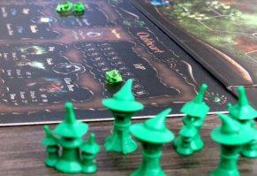 Spells of Doom - připravená hra
