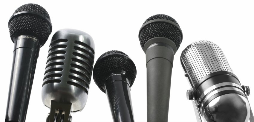 Image result for different microphones