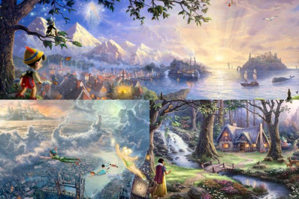 Disney Classic Animated Wallpaper Preview