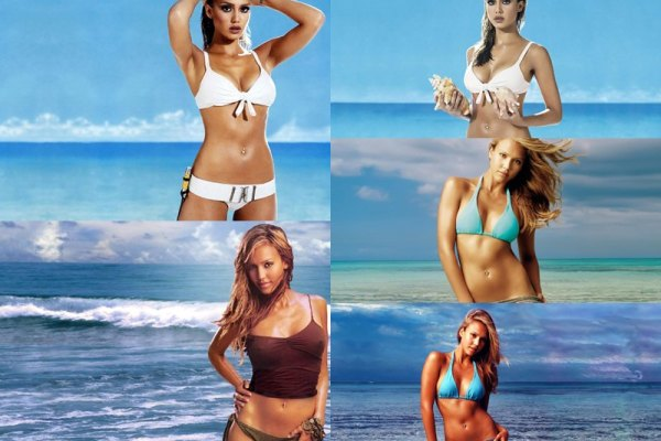 Jessica Alba Animated Wallpaper Preview