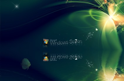 Windows 7 Light Animated Wallpaper Preview