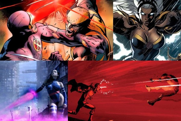 X Men Animated Wallpaper Preview
