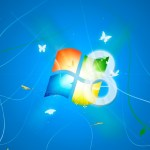 Windows 8 Light Animated Wallpaper