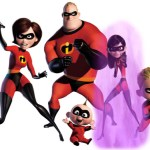 The Incredibles Animated Wallpaper