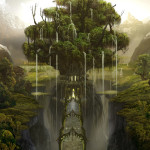 Legendary Waterfalls Animated Wallpaper