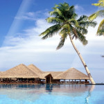 Tropical Resort Animated Wallpaper