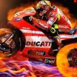 Moto GP Animated Wallpaper