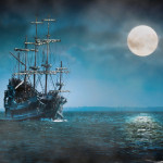Sailing Ships Animated Wallpaper