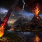 Volcano Animated Wallpaper