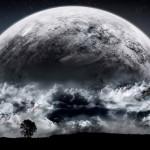 Azure Moon Animated Wallpaper
