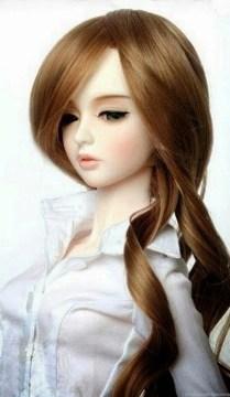 Cute Barbie Doll Sad Hd Wallpaper Wallpapersharee Com