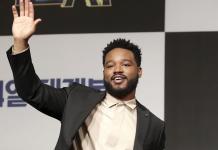 Black Panther director Ryan Coogler - deskworldwide.com