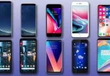 Comparison of Samsung vs. Apple vs. Google Phones - deskworldwide.com